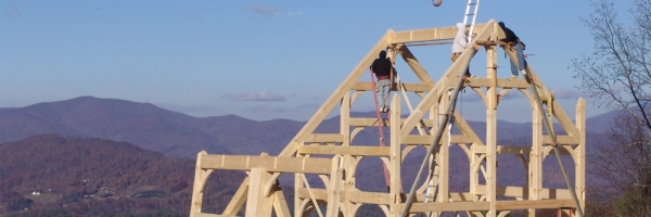 Structural Panels, North Carolina home builders