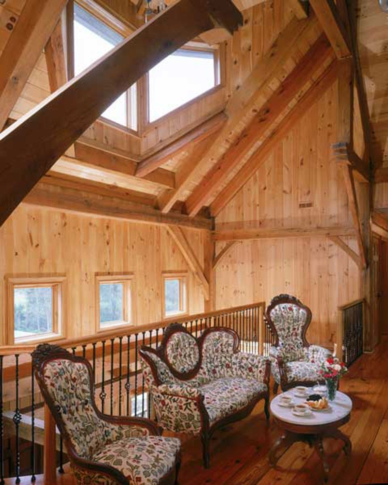 jefferson nc timber frame homes