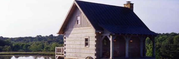 lake james log homes in western north carolina