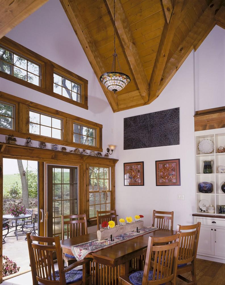 asheville timber frame house plans