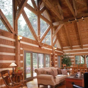 newland  nc log homes
