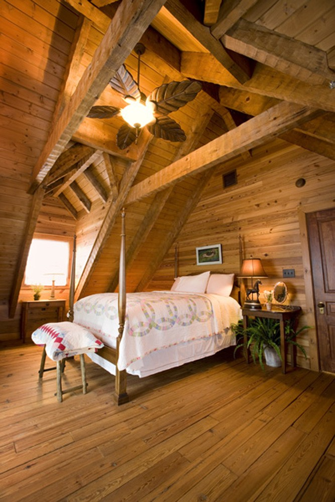 log home contractor