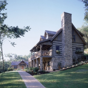 blowing rock nc mountain home