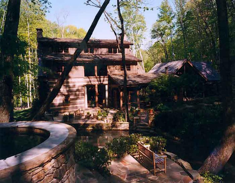 log home kits,log homes