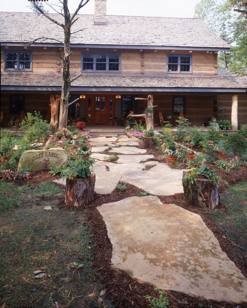 tennessee log home builders