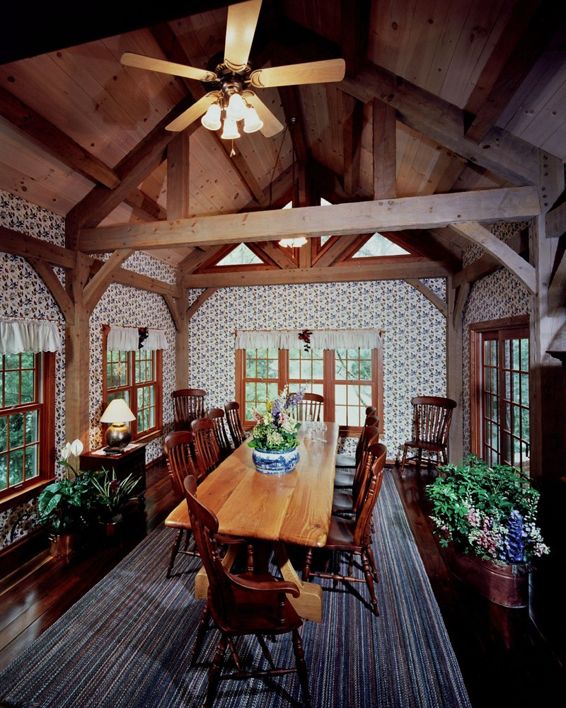 chapel hill timber frame homes
