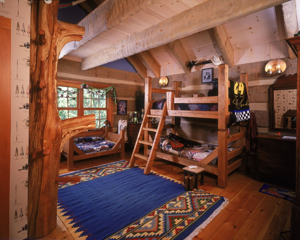 chapel hill log cabin package