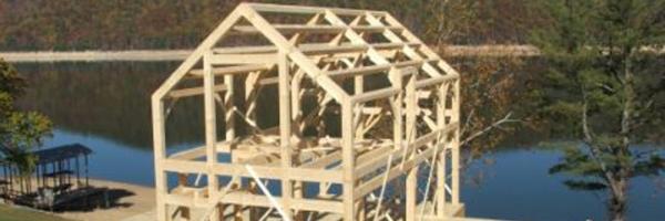 lake james log homes in western north carolina, tennessee log home builders