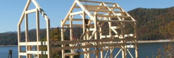 greensboro timber frame construction