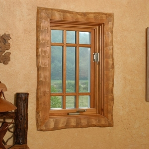 hand hewn trim and other creative options for your mountain dream home