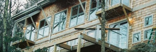 Hybrid Homes, Insulated Structural Panels, North Carolina home builders,