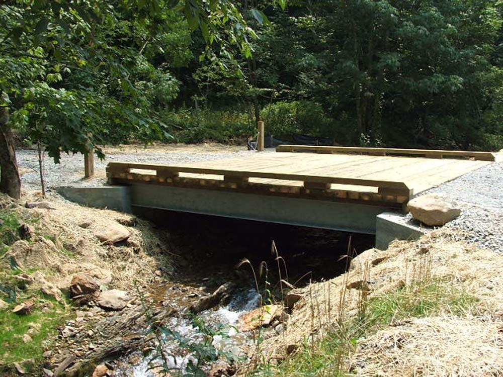 valle crucis nc bridge