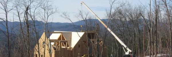 banner elk nc contractor,diamond creek
