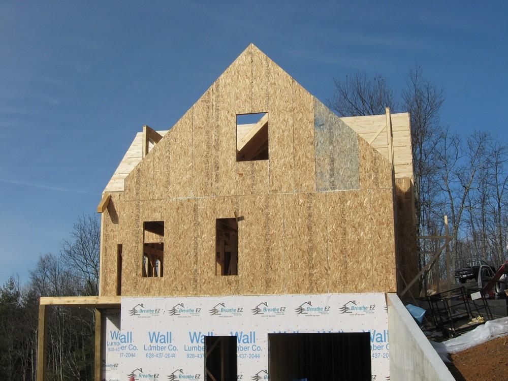 watauga county contemporary home builder