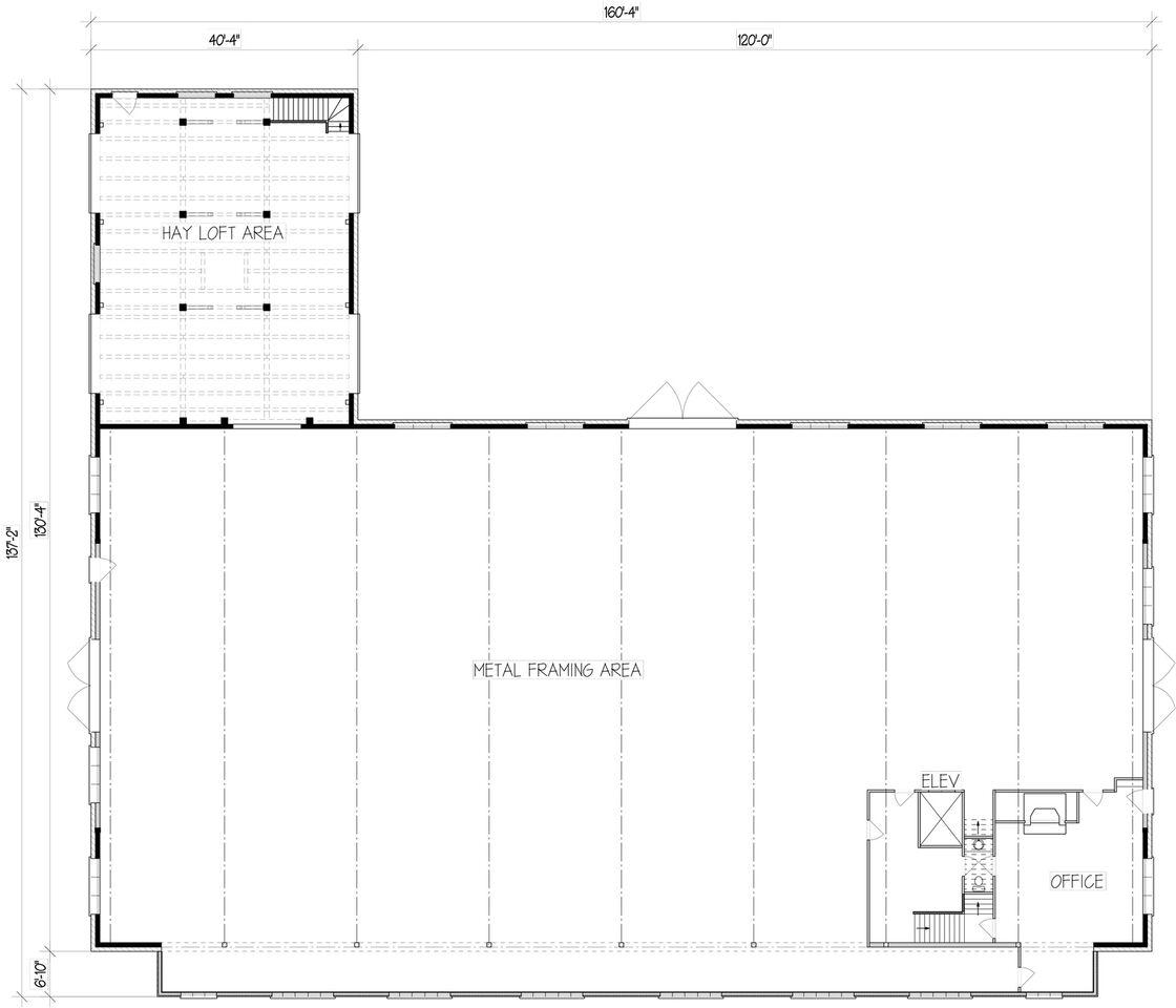 Beuhler-Barn-Brochure-Plan - Mountain Construction